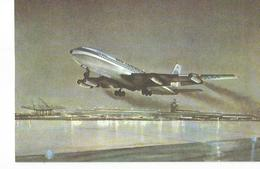 CP AVION BOEING 707 JET CLIPPER PAN AMERICAN - 1946-....: Era Moderna