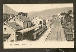 CP-MENDE - La Gare - Mende