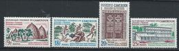 Cameroun YT 409-412 XX / MNH - Cameroun (1960-...)