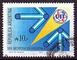ARGENTINIEN Mi. Nr. 1967 O (A-3-1) - Argentinien