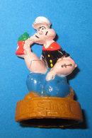 POPEYE BRACCIO DI FERRO 1998 K. F. S. INC NO TIMBRE - Figurines
