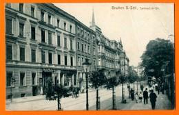 Beuthen O.Schl. Tarnowitzer Str. - Poland 1914 - Poland