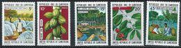 Cameroun YT 536-540 XX / MNH - Cameroun (1960-...)
