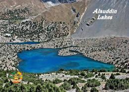 Tajikistan Alauddin Lakes New Postcard Tadschikistan AK - Tajikistan