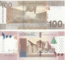 Sudan North - 100 Pounds 2019 UNC Lemberg-Zp - Soudan
