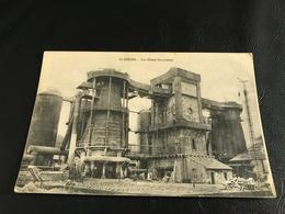 ST DIZIER Les Hauts Fourneaux -1918 - Saint Dizier