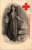 CPA Le Caire Fille Du Caire EGYPT (823275) - El Cairo