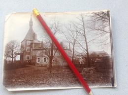 Alleur Château De Waroux Photo D'époque - Zonder Classificatie