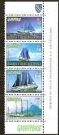 Bosnie-Herzégovine Bosna I Hercegovina Bosnia 1996 Yvertn° 221-224 *** MNH Cote 5 Euro Bateaux Boten Ships - Bosnie-Herzegovine