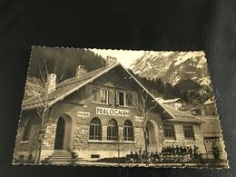 501 - PRALOGNAN Mairie - Ecole - France