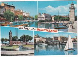 Lago Di Garda - Saluti Da Desenzano - Brescia