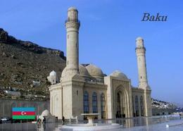 Azerbaijan Baku Bibi-Heybat Mosque New Postcard Aserbaidschan AK - Azerbaïjan