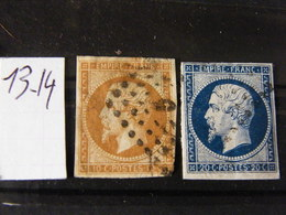 Napleon  No 13  14 - 1849-1850 Ceres