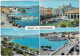 Lago Di Garda - Saluti Da Desenzano - (1968) - Brescia