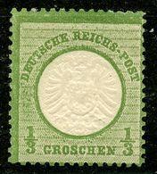Nr. 17 Ungebraucht Dunkle A-Farbe Geprüft Dr. Zill BPP - Deutschland