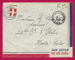 Enveloppe En Franchise Militaire - Poste Aux Armées - TOE - Secteur Postal 222 - Marcophilie (Lettres)