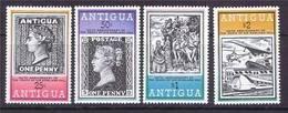 ANTIGUA, 1979 Sir Rowland Hill 4v MNH - Filatelia & Monedas