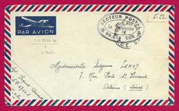 Enveloppe En Franchise Militaire - Poste Aux Armées - TOE - Secteurs Postaux 57 641 Et 99 018 - Marcophilie (Lettres)