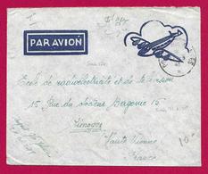 Enveloppe En Franchise Militaire - Poste Aux Armées - TOE - Secteur Postal 54 248 - Marcophilie (Lettres)