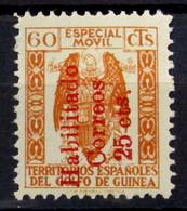 Guinea 259F ** - Guinea Española