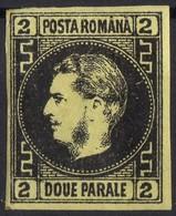 ROUMANIE  N* 14  MLH Avec Charnière - 1858-1880 Moldavia & Principato