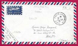Enveloppe En Franchise Militaire - Poste Aux Armées - TOE - Secteur Postal 70 662 - Marcophilie (Lettres)