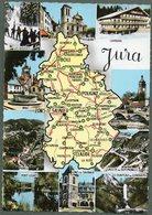39 - Département Du JURA - Landkaarten