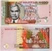 MAURITIUS       100 Rupees       P-56d       2012       UNC - Mauritius