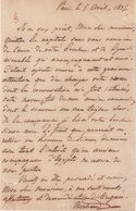 GENERAL BERTRAND : COMPAGNON DE NAPOLEON A ST HELENE . - Autógrafos