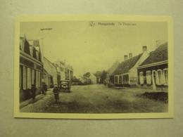 30674 - HOOGSTADE - DE DORPPLAATS - ZIE 2 FOTO'S - Alveringem