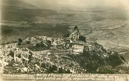 Dép 68 - Militaria - Hartmannswillerkopf - Mont Du 8ème Chasseur érigé Par Tous Les Régiments Allemands - 2 Scans - état - Frankrijk