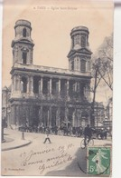 CPA - 2. PARIS église St Sulpice - Eglises