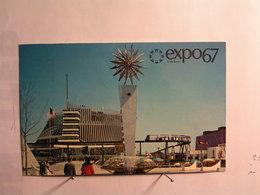 Montréal - Expo 67 - Pavillon De La France - Montreal