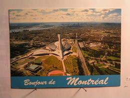 Montréal - Stade Olympique - Montreal
