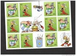 Deutschland BRD **  3178-3179 Obelix Asterix Selbstklebend  Ausgabe 1.9.2015 - Ungebraucht