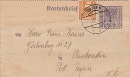 Autriche Entier Postal Traisen 1926 - Ganzsachen