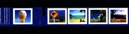 NEW ZEALAND - 2011  KIWI STAMPS  SET EX BOOKLET MINT NH - Blocchi & Foglietti