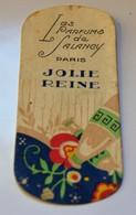 Carte Parfumée Les Parfus De Salancy Jolie Reine - Perfume Cards