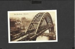 Nostalgia Postcard New Tyne Bridge, Newcastle-upon-Tyne Northumberland 1928 - Newcastle-upon-Tyne