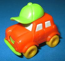K03 N 63 LOVE CAR KINDER - Monoblocchi