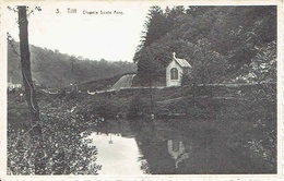 CPA  TILFF : Chapelle Sainte Anne - Esneux