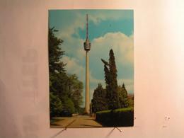 Stuttgart - Fernsehturm - Stuttgart