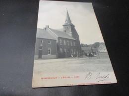 Munckzwalm, L'Eglise - Zwalm