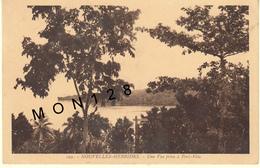 NOUVELLES HEBRIDES -VANUATU - UNE VUE PRISE A PORT VILA - Vanuatu