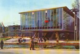 Exposition Universelle 1958 - BRUXELLES : Pavillon Du Luxembourg (+ Cabine De Téléphérique) - Ausstellungen