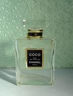 """Flacon RECHARGEABLE  """"COCO """"  De CHANEL  VIDE   Eau De Parfum 50 Ml Tout En Verre - Flacons (vides)"""