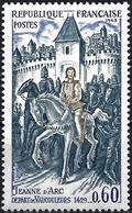 France 1968 - Mi 1646 - YT 1579 ( Jeanne D'Arc ) MNH** - Neufs
