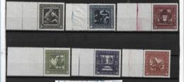 Österreich (Austria) Mi.Nr. 488-93, 1926. Nibelungen Oper Mit Seitenrand. In Luxuserhalting ** - 1918-1945 1. Republik