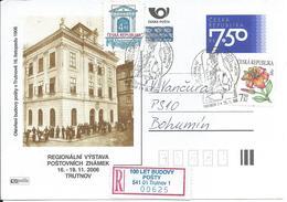 CDV A 138 Czech Republic Regional Stamp Exhibition Trutnov/Trautenau 2006 - Expositions Philatéliques