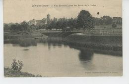 CENDRECOURT - Vue Générale, Prise Des Bords De La Saône - Frankreich